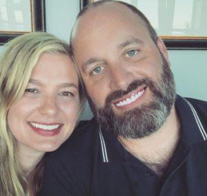 Tom-Segura-Wife-Mom-Dad-Siblings-Net Worth-Height